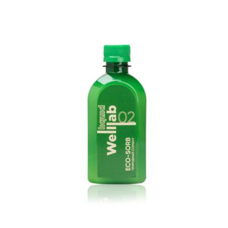 Природный сорбент Welllab liquid ECO-SORB, 300 мл