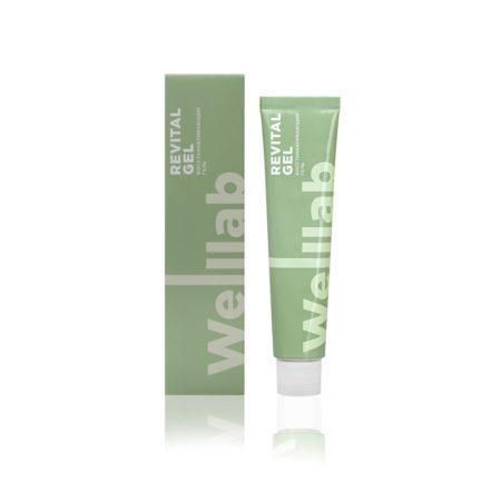 Восстанавливающий гель Welllab Revital gel, 50 мл
