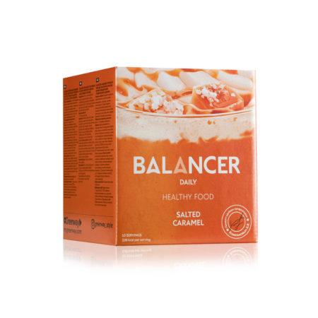 Коктейль BALANCER со вкусом «Соленая карамель», 10 шт