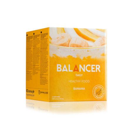 Коктейль BALANCER со вкусом «Банан», 10 шт