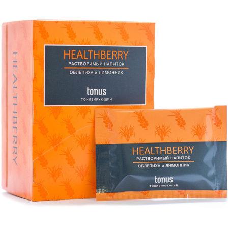 Тонизирующий растворимый напиток Healthberry Tonus