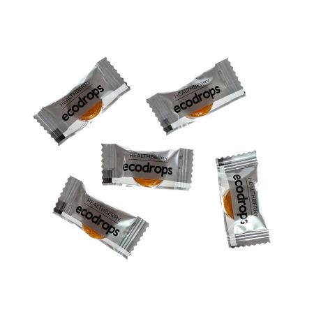 Леденцы с успокаивающим действием Healthberry Ecodrops Nostress