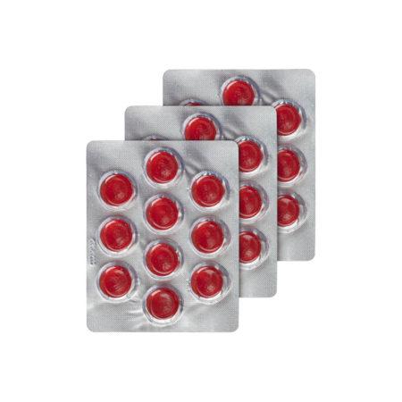 Карамель леденцовая Healthberry Ecodrops Brain Activity, 30 шт