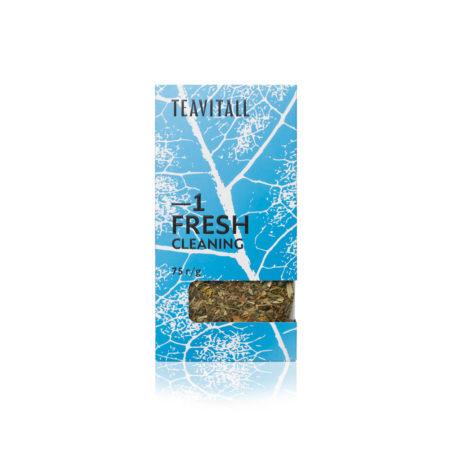 Чайный напиток очищающий TeaVitall Fresh 1, 75 г.