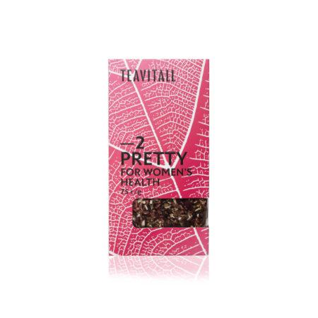 Чайный напиток для женского здоровья TeaVitall Pretty 2, 75 г.