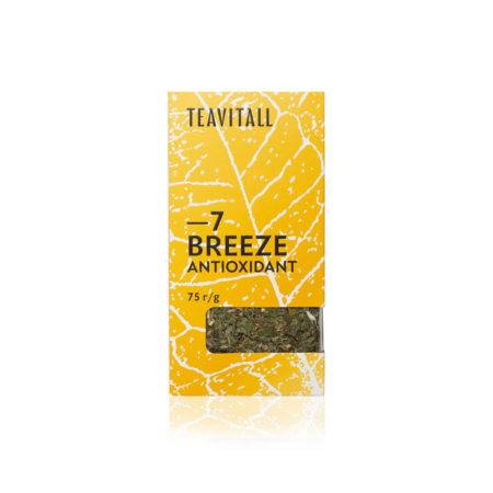 Чайный напиток антиоксидантный TeaVitall Breeze 7, 75 г.