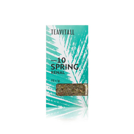 Чайный напиток почечный TeaVitall Spring 10, 75 г.