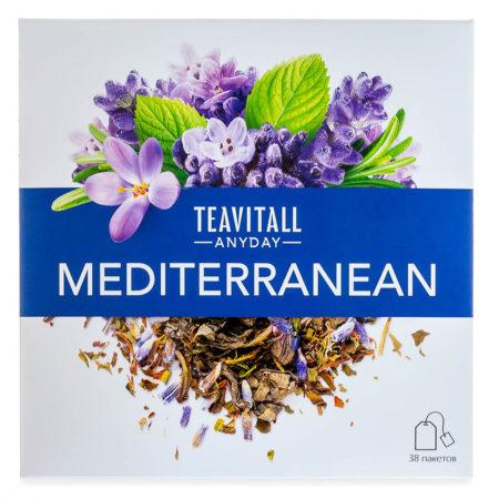 "Чайный напиток TeaVitall Anyday ""Mediterranean"""