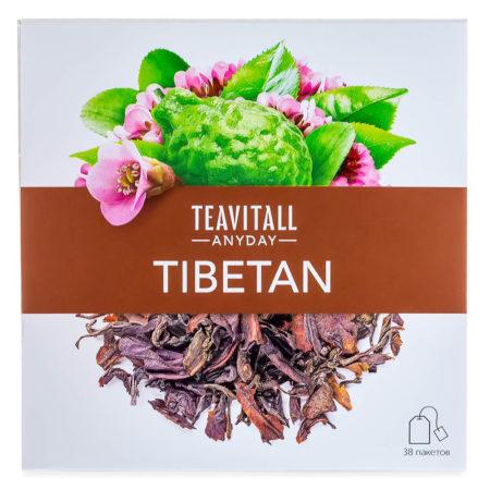 Чайный напиток TeaVitall Anyday «Tibetan»