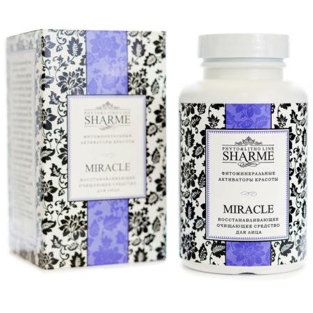 Восстанавливающее, очищающее средство для лица Sharme Miracle