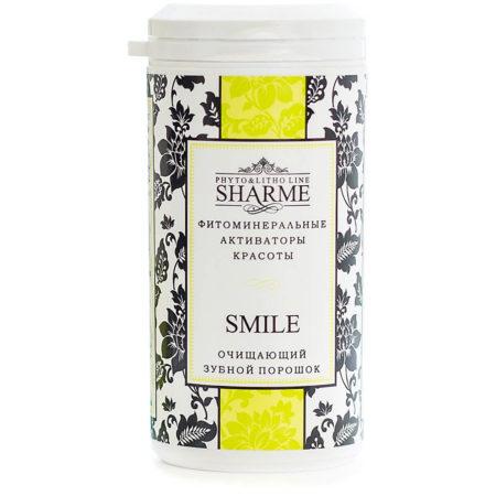 Очищающий зубной порошок Sharme Smile