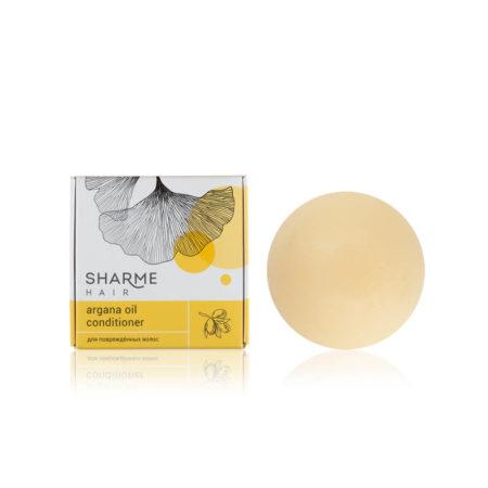 Натуральный твердый кондиционер Sharme Hair Argana Oil (Аргановое масло)