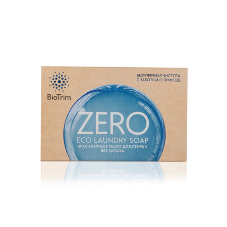 BioTrim ZERO экологичное мыло для стирки. Без запаха