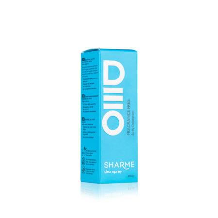 SHARME DEO SPRAY Дезодорант «Без аромата»