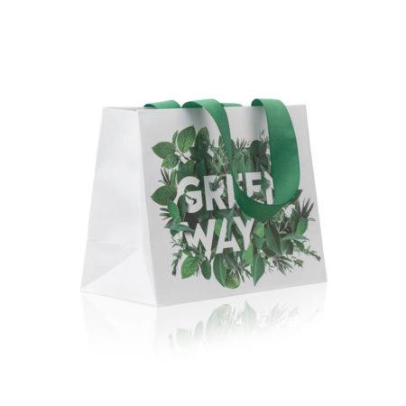 Подарочный пакет Пакет подарочный «Greenway» малый