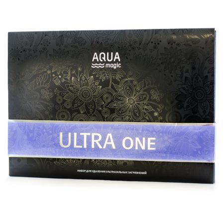 Набор AQUAmagic Ultra One для удаления ультрасильных загрязнений